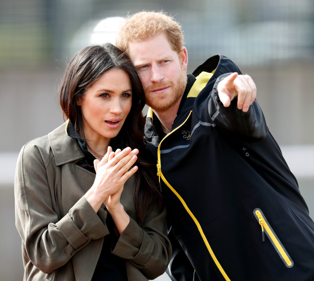 prince harry meghan markle workout routine