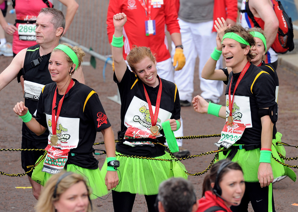 princess-beatrice-london-marathon