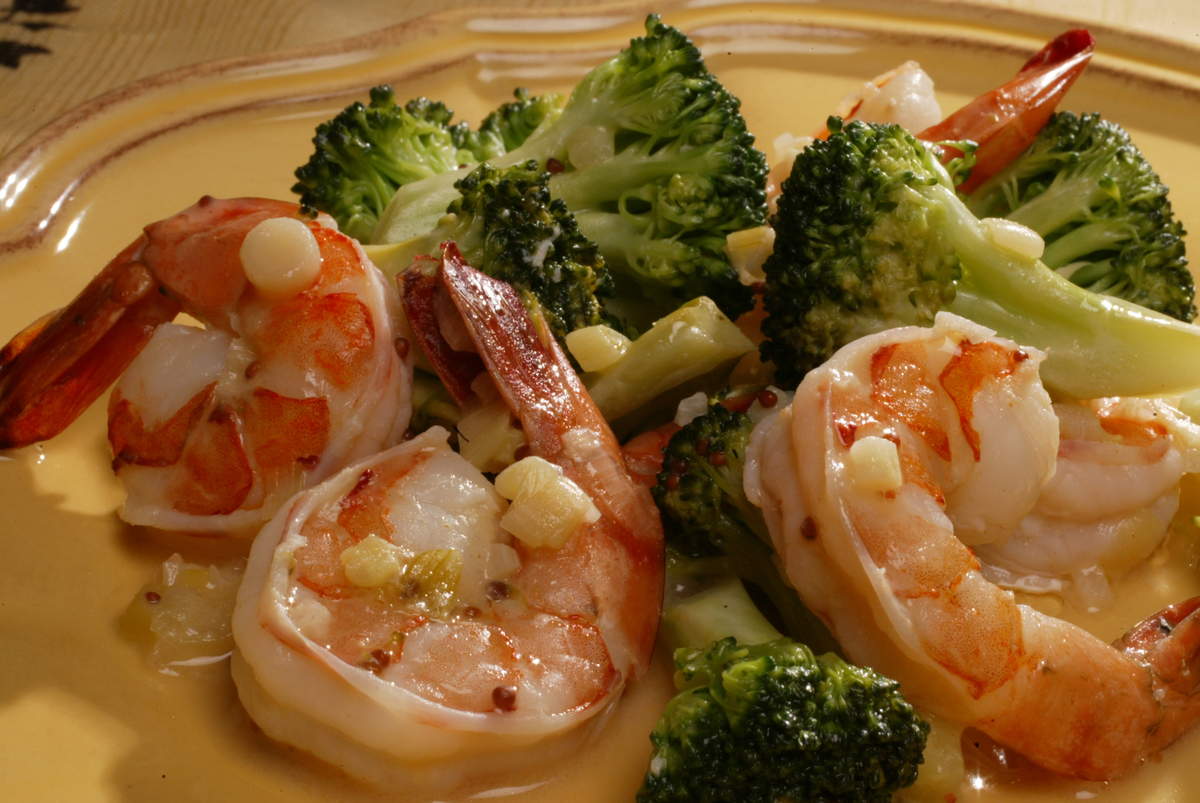 merchant.shrimp Shrimp with Broccoli