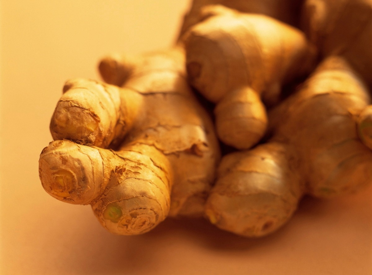 Ginger root health benefits help nausea lower inflammation