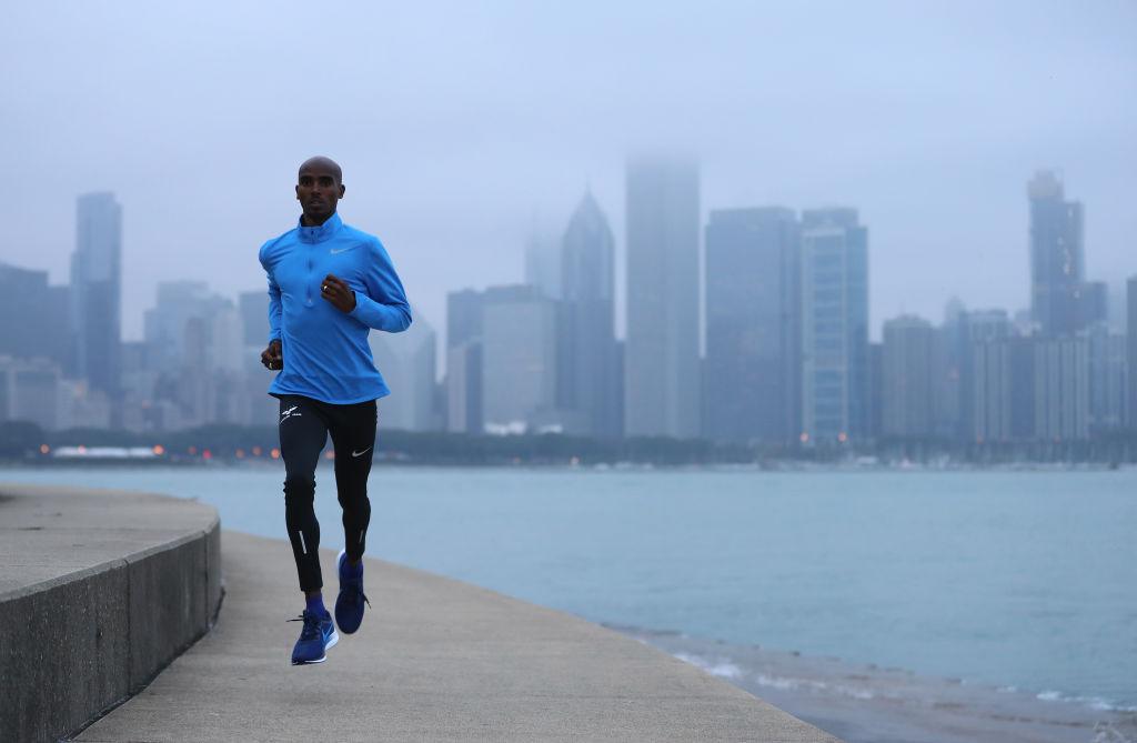 pre marathon jog marathon prep