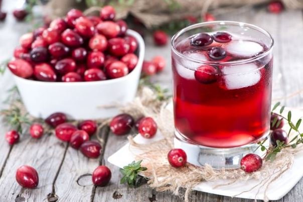 cranberries and cranberry juice heart health prevent uti cure urinary tract infection