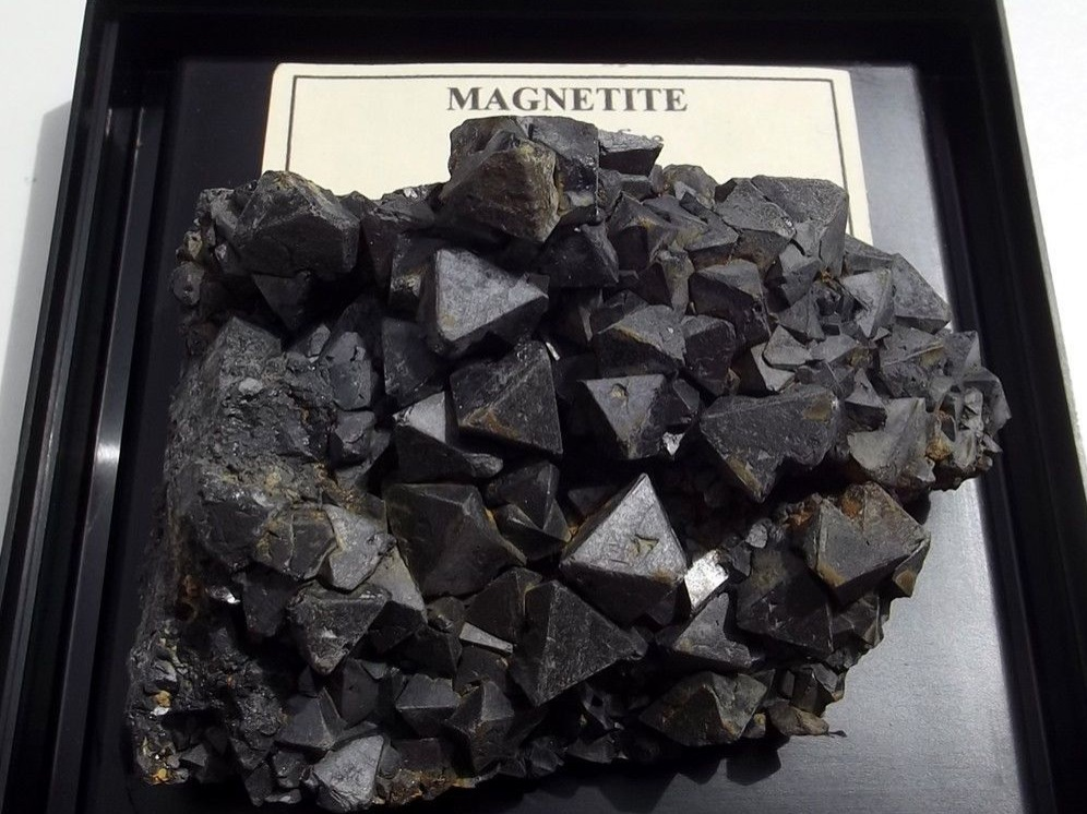 magnetite protection emf