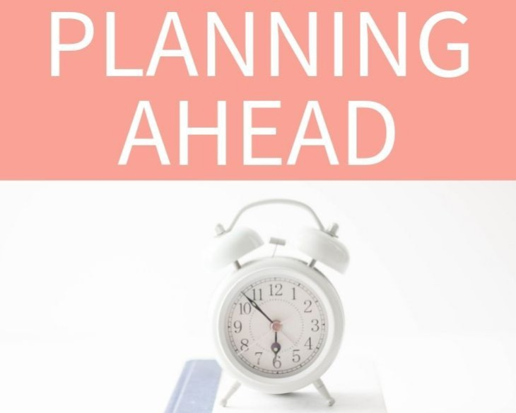 planning ahead if-then plan psychological tips