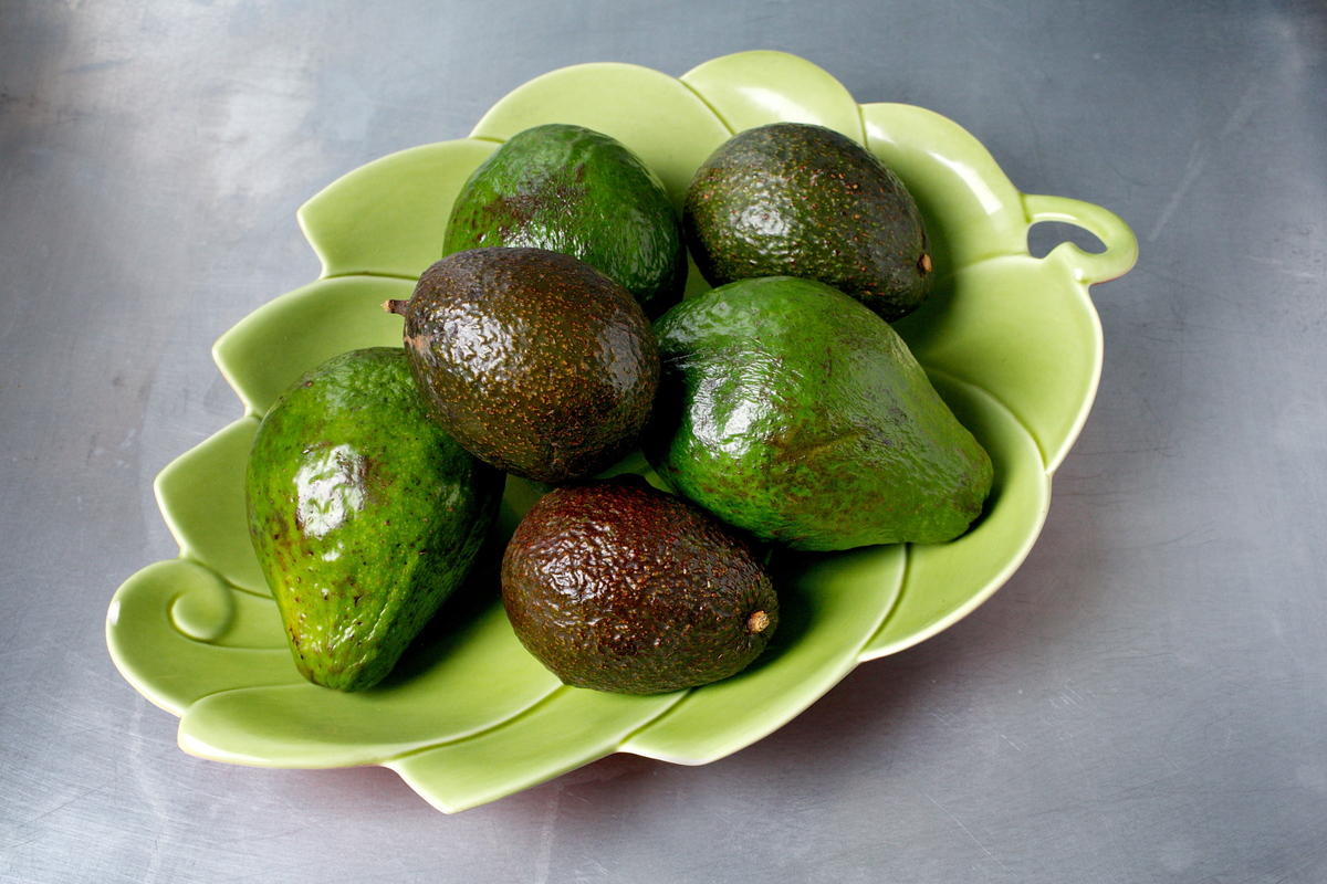 Florida vs. California avocadoes high protein health research weight loss