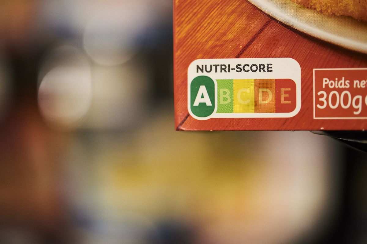 Nutri-Score designed as part of French National Nutrition and Health program