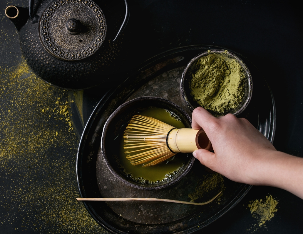 Matcha has most caffeine than most other teas