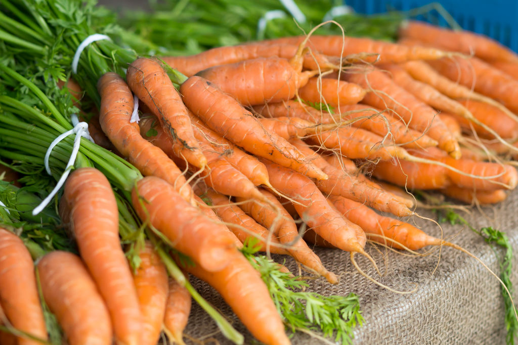 GettyImages-1154858230 raw carrots