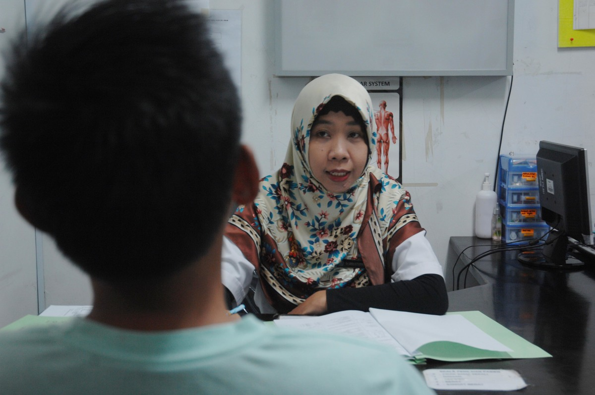 National Narcotics Rehabilitation Center in West Java