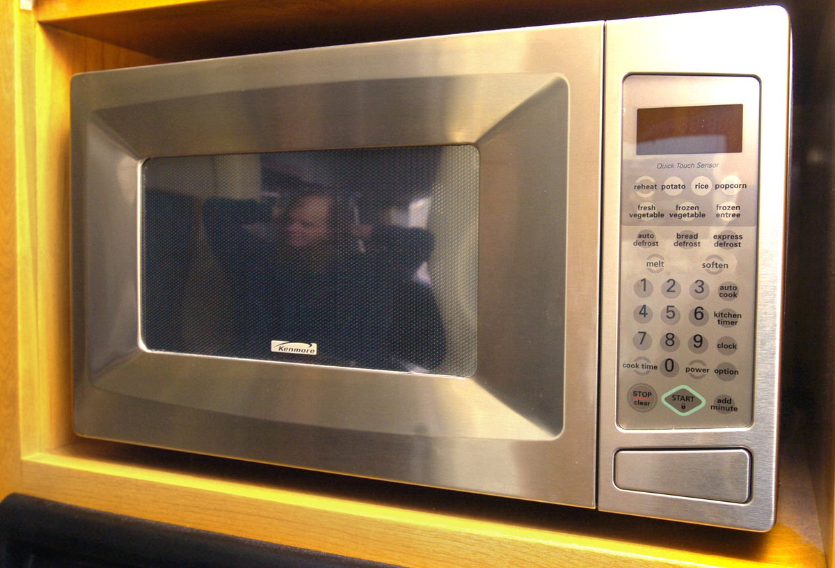 Ted Musgrave's fifties microwave