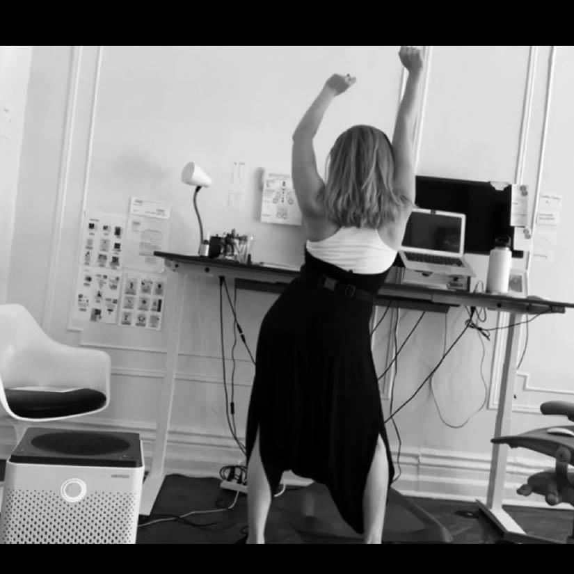 office girl - lauren.asana