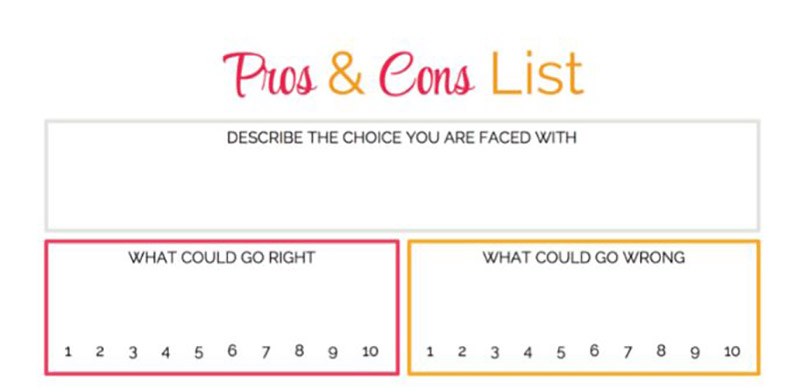 pros-cons-list