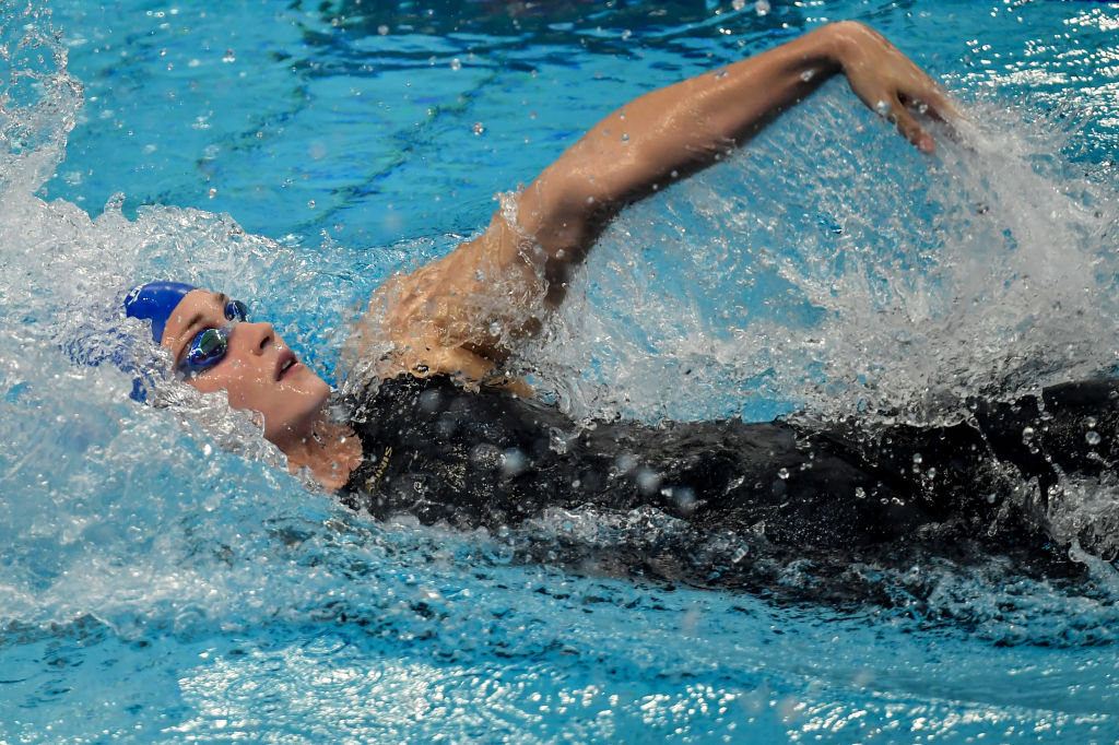 Swimming Helps Core Muscle Groups