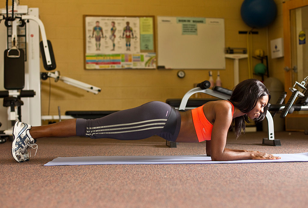 Planks Strengthen The Whole Body