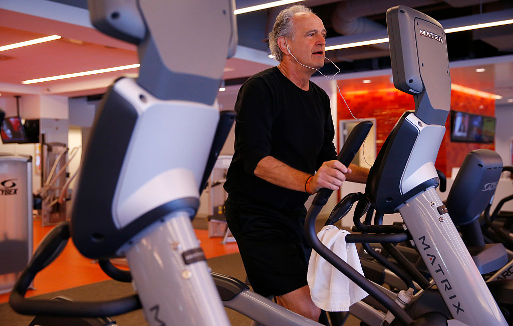 Low-Impact Cardio Helps Increase Positive Thinking