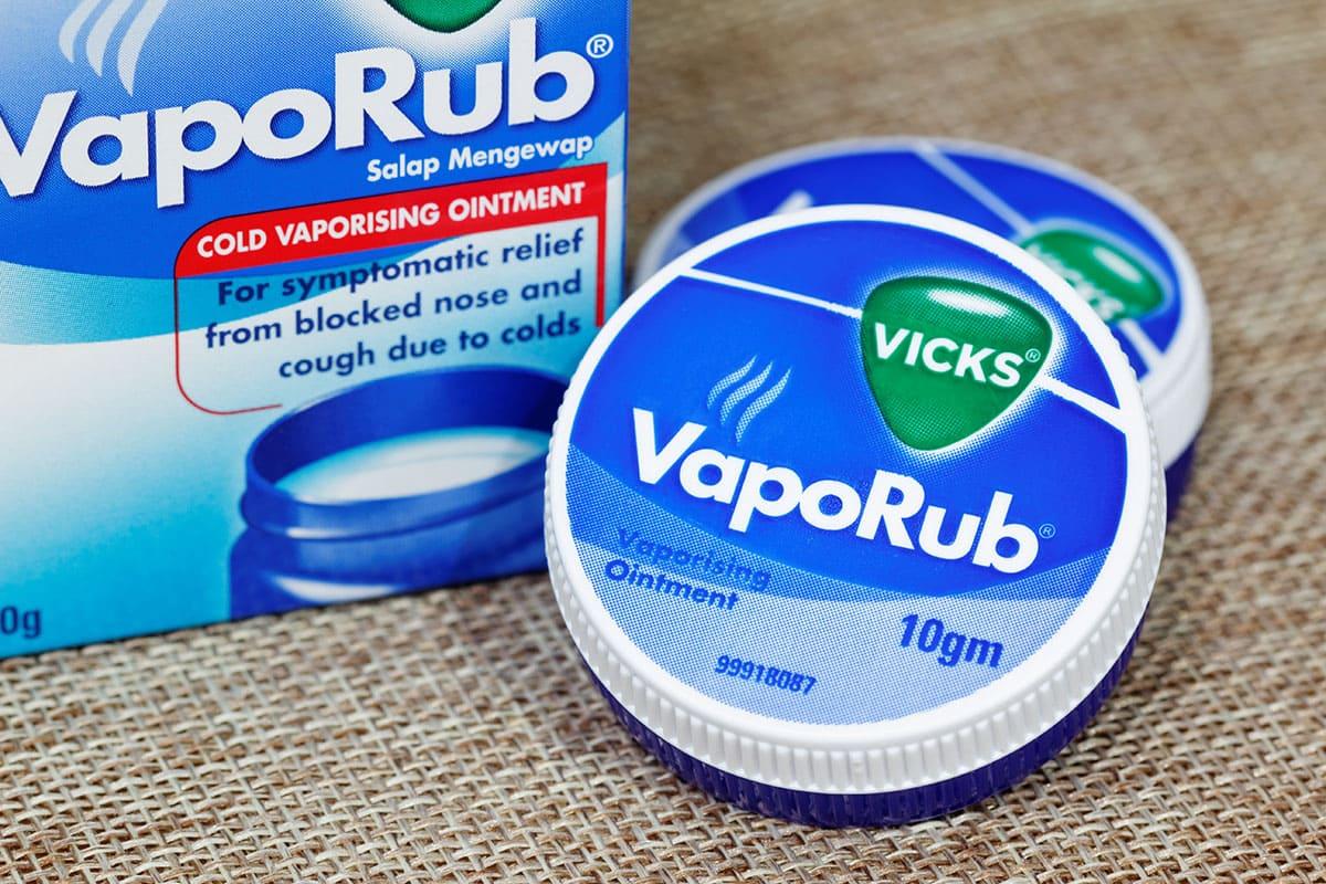 Vicks product