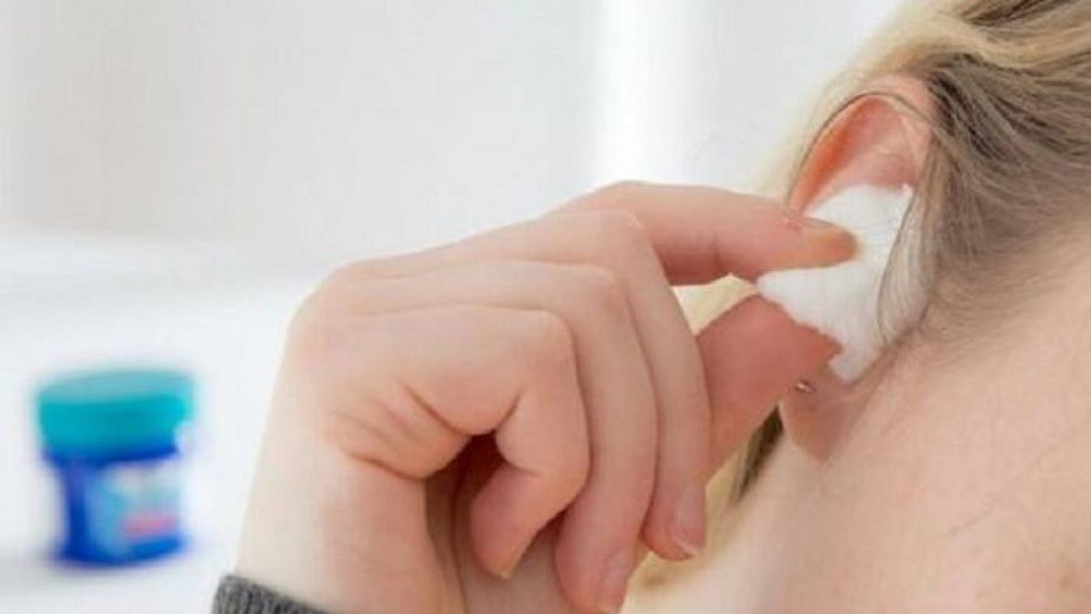 earache treatment