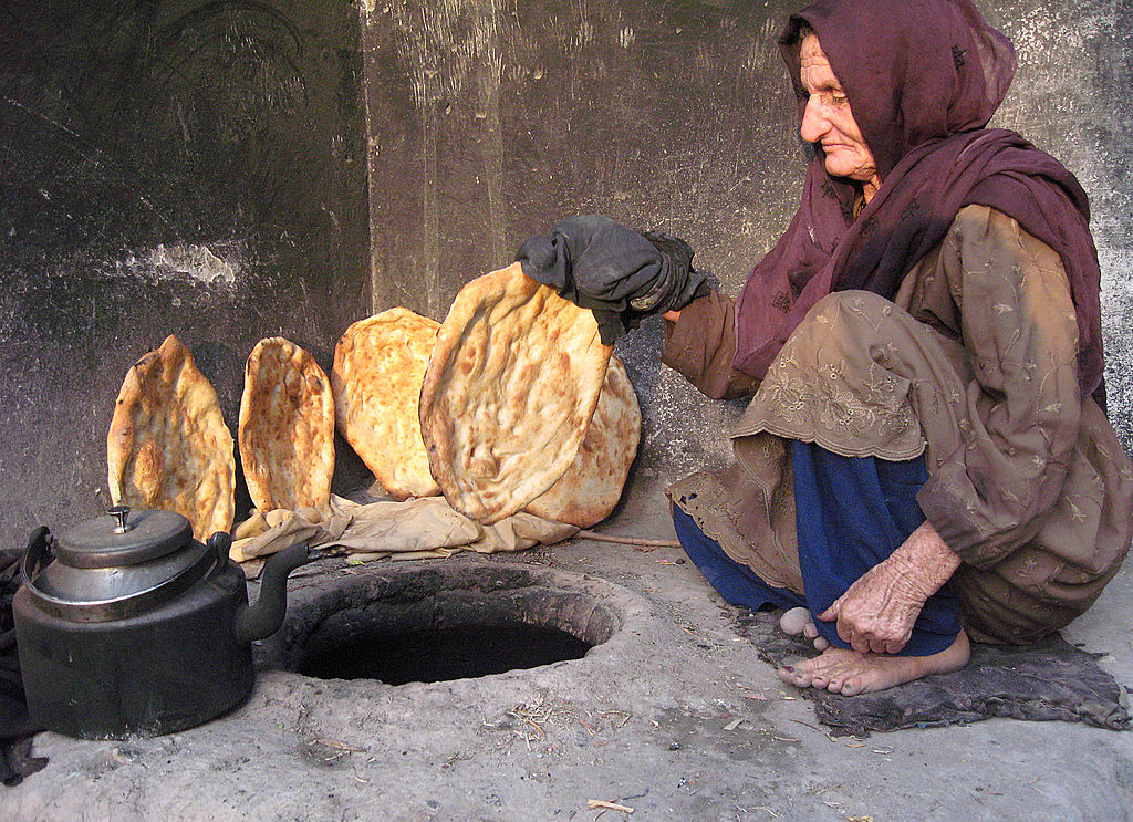 elderly poverty afghanistan