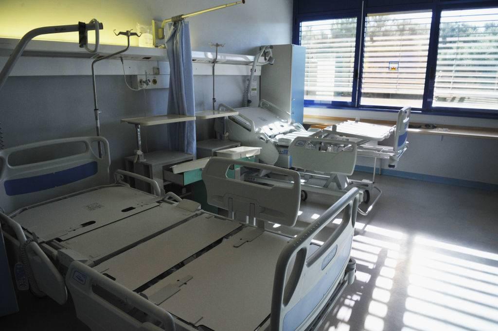 a hospital in italy