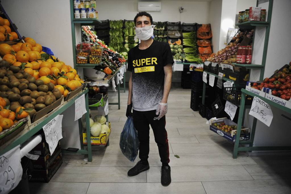 italy grocery