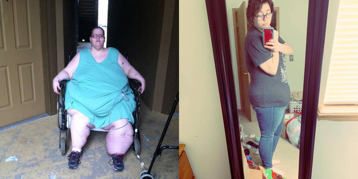 Charity Pierce Is Helping Her Daughter Set Weight-Loss Goals