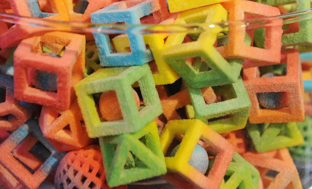 3D Printed Foods Will Help With Portion Control