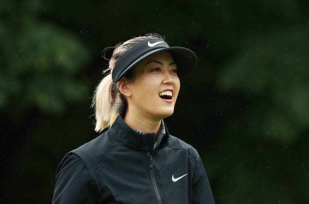 michelle wie golf