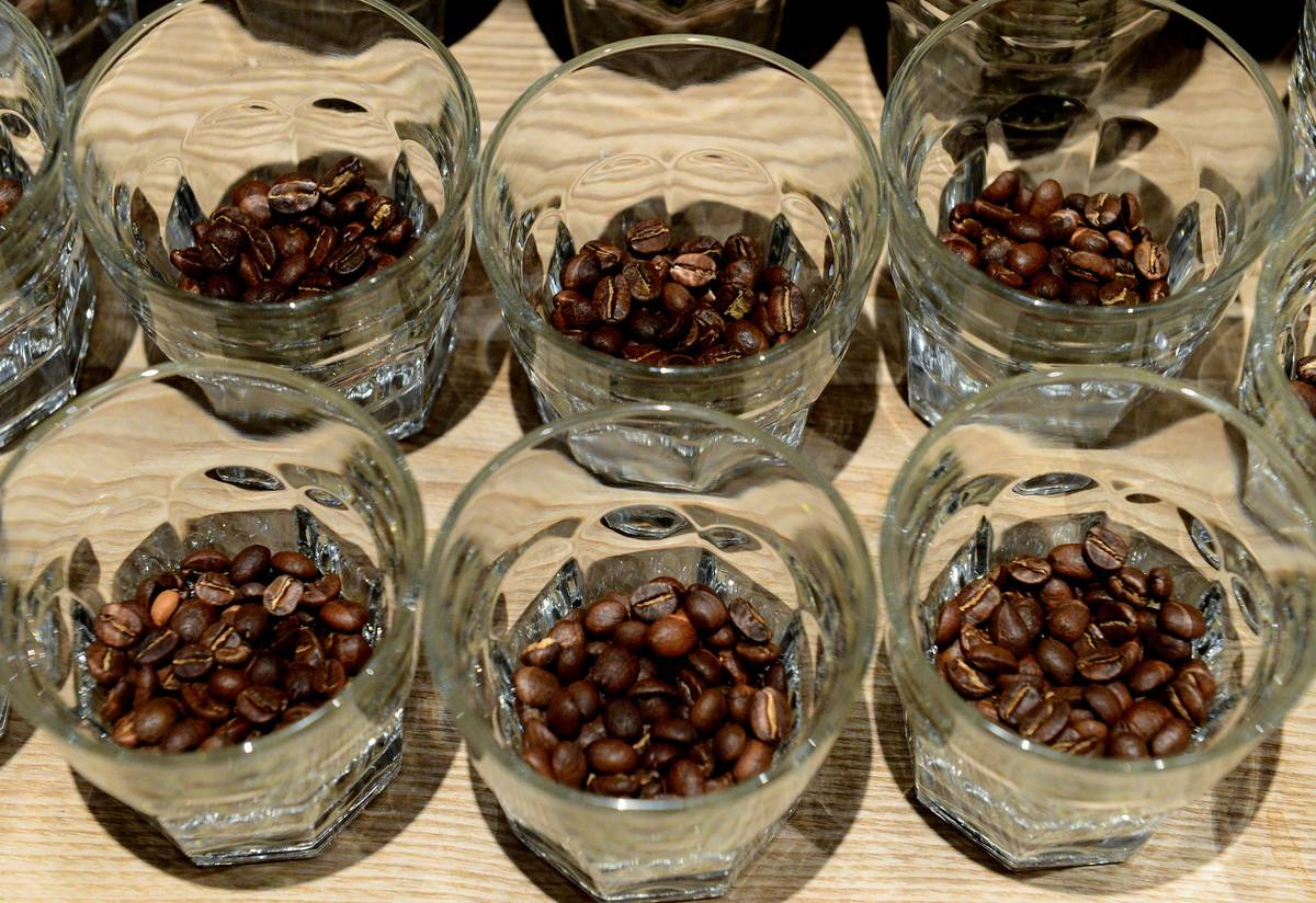 Give Your Home A Nice Coffee-Based Smell