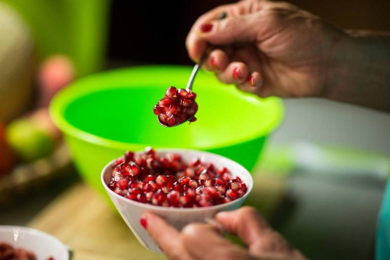 Frozen Pomegranate Seeds Will Have Your Taste Buds Buzzing