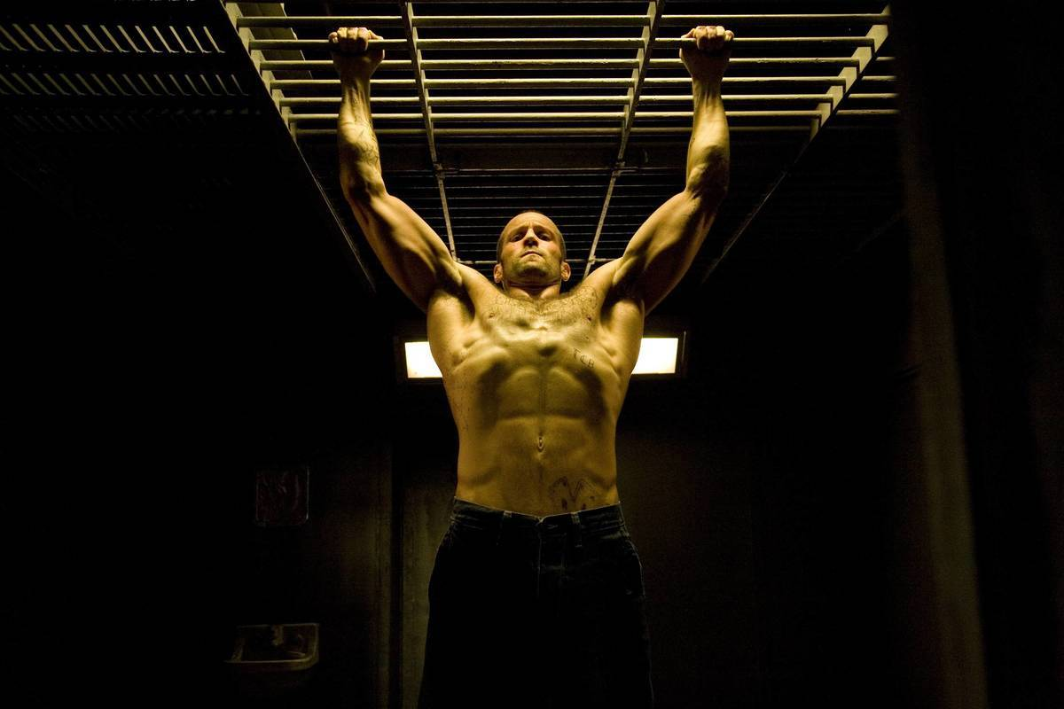Statham in Death Race
