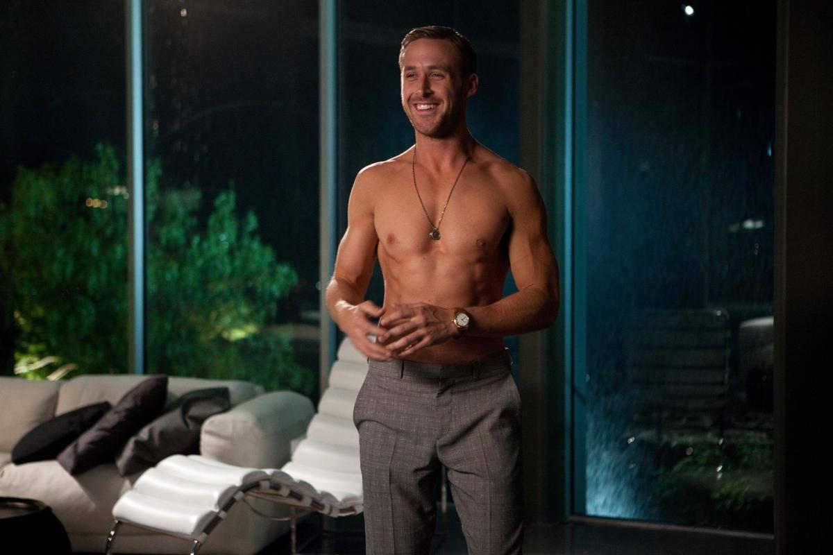 Ryan Gosling in Crazy, Stupid, Love