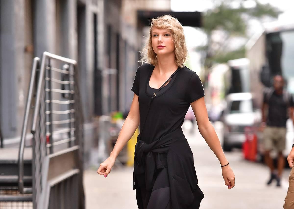 Celebrity Sightings in New York City - September 7, 2016
