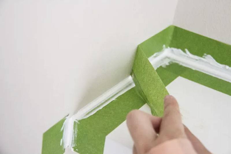 Painters Tape and Caulking