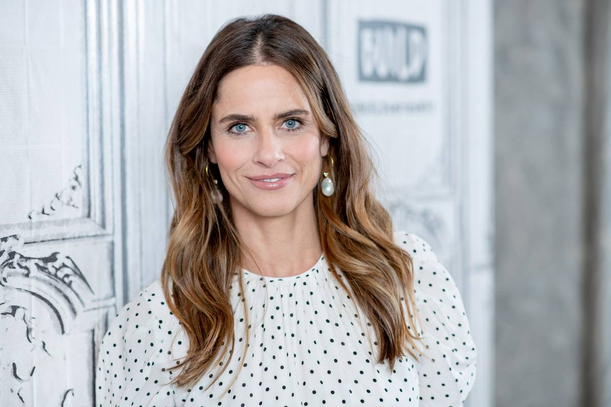 Amanda Peet Wants To Be A Good Influence To Her Girls