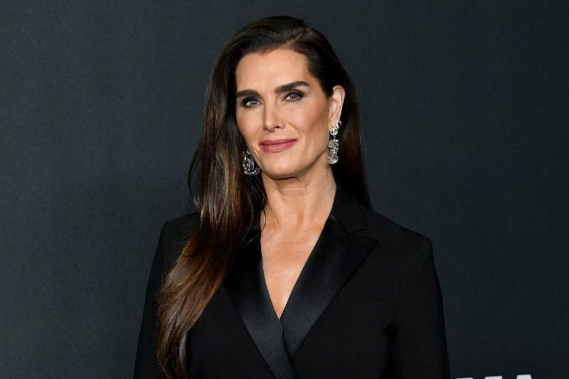 Brooke Shields Is Afraid To Get Plastic Surgery