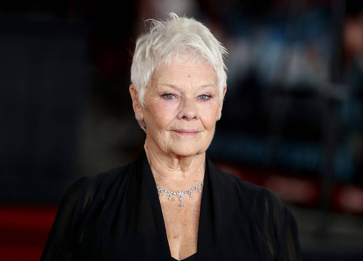 Dame Judi Dench Thinks She's Too Old
