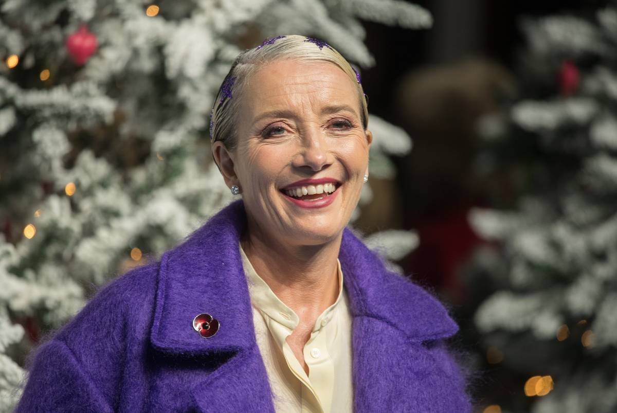 Emma Thompson Doesn't Think It's Normal