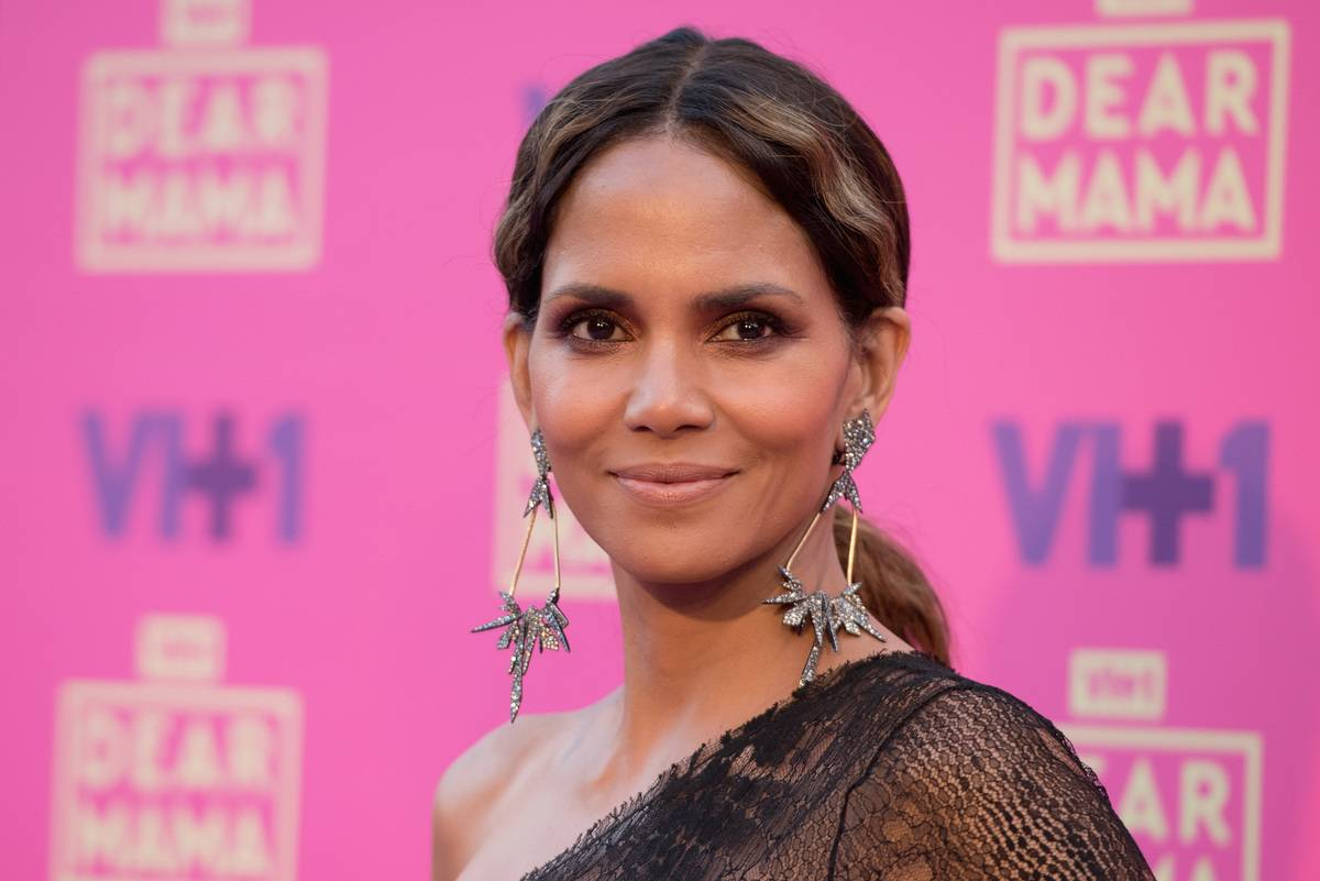 Halle Berry Wants To Age And Look Like An Older Her