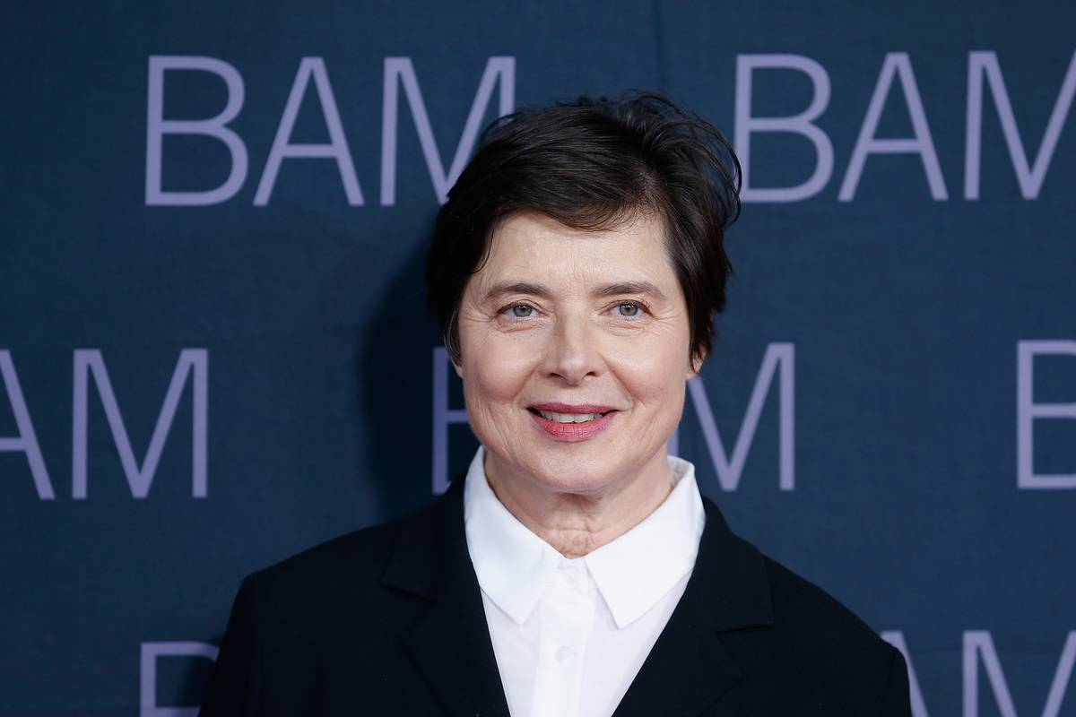 Isabella Rossellini Can't Justify Botox And Eating Organic