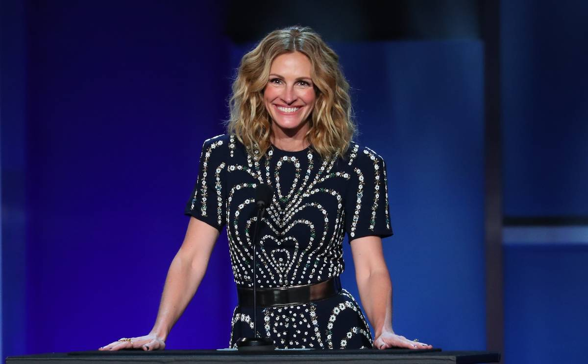 Julia Roberts Wants Her Face To Tell A Story