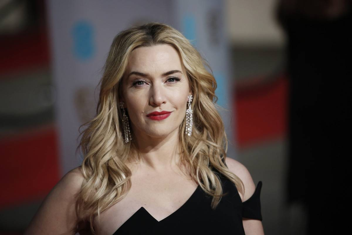 Kate Winslet Doesn't Want To Freeze Her Face