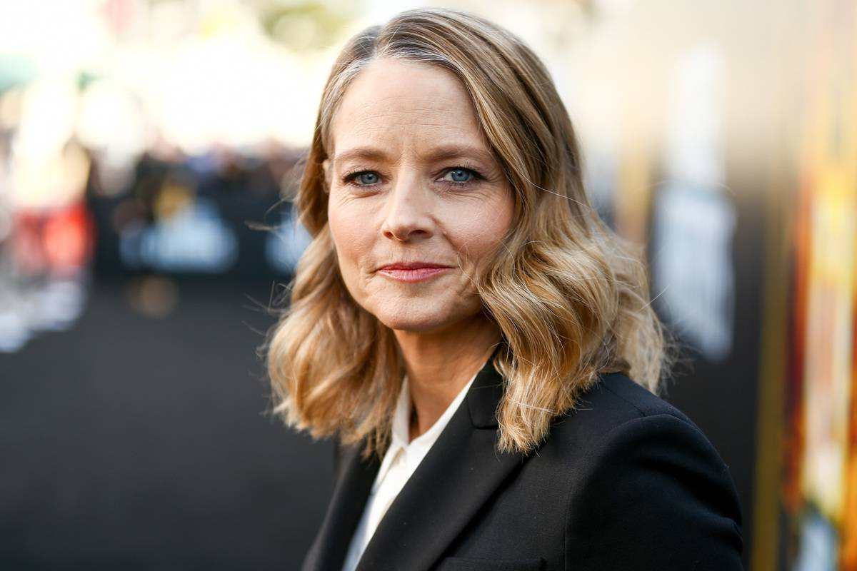 Plastic Surgery Isn't For Jodie Foster