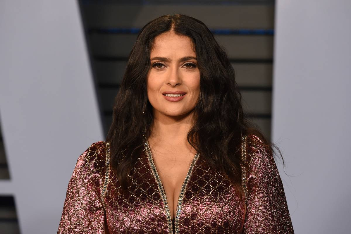 Salma Hayek Doesn't Understand Cosmetic Surgery