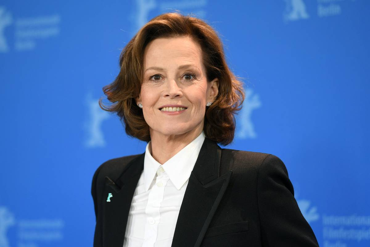 Sigourney Weaver Wants To Look Like She's Lived