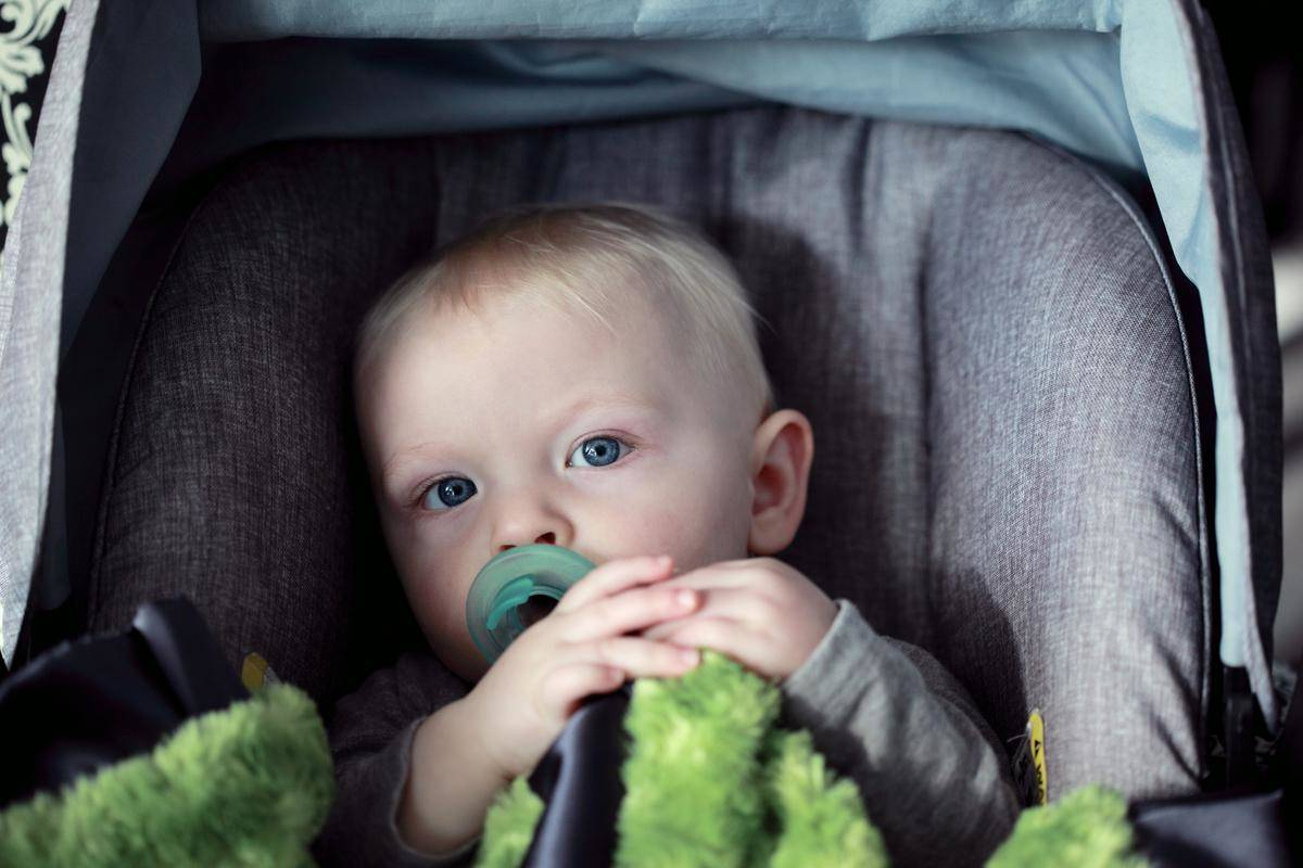 A Child's Car Seat Can Deteriorate, Lessening Its Effectiveness
