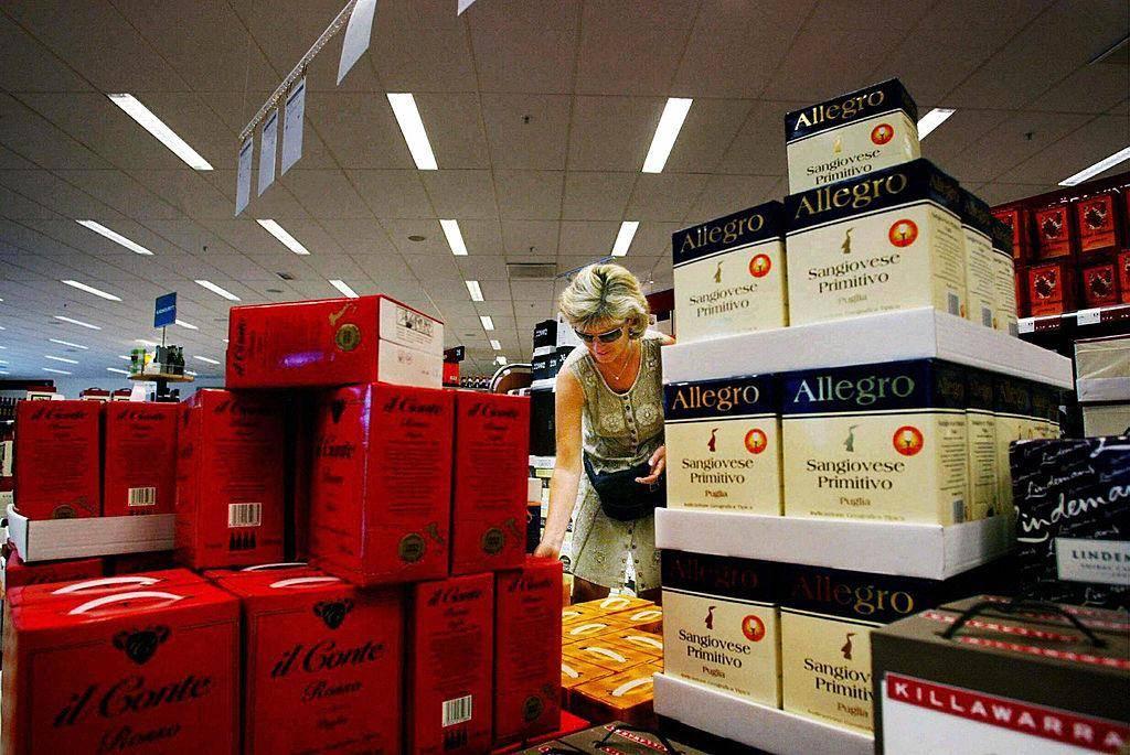 Boxed Wine Doesn't Last As Long As Bottled