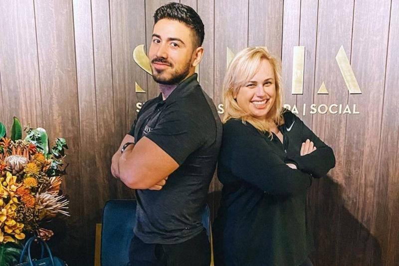 Her Celebrity Personal Trainer