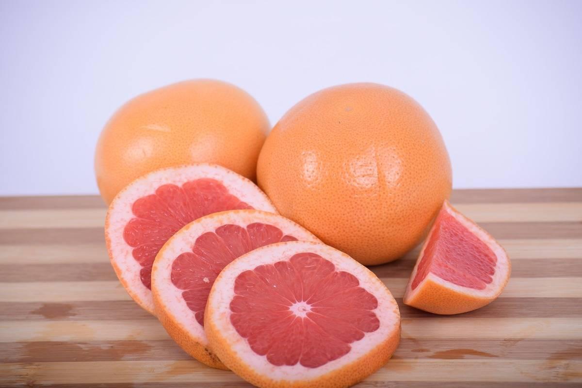 Grapefruit Is Acidic In the Best Way