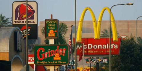 Picture of fast-food