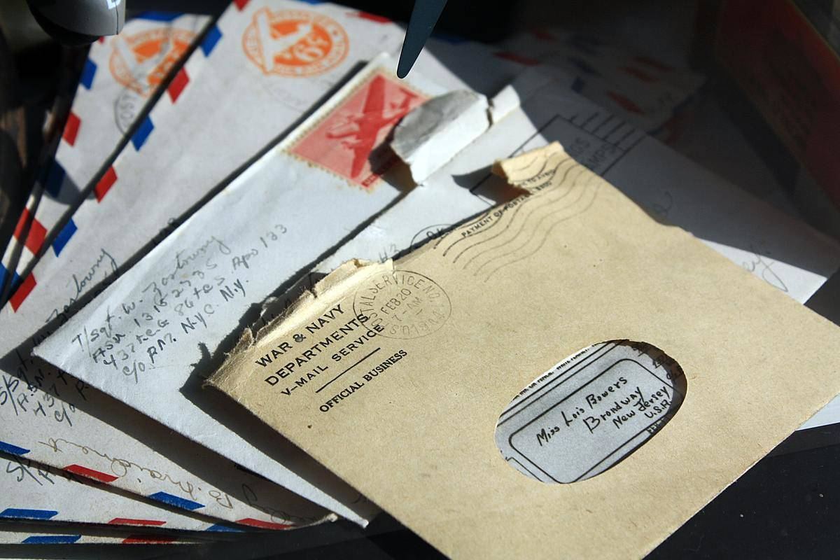 Picture of mail